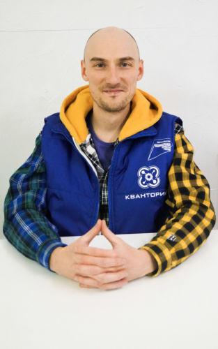 Ананьев Борис Олегович